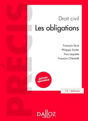 Droit civil : les obligations - 9782247170302