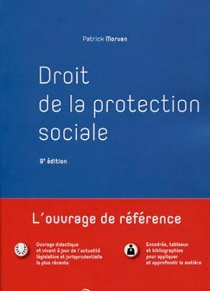 Droit de la protection sociale - 9782711030668
